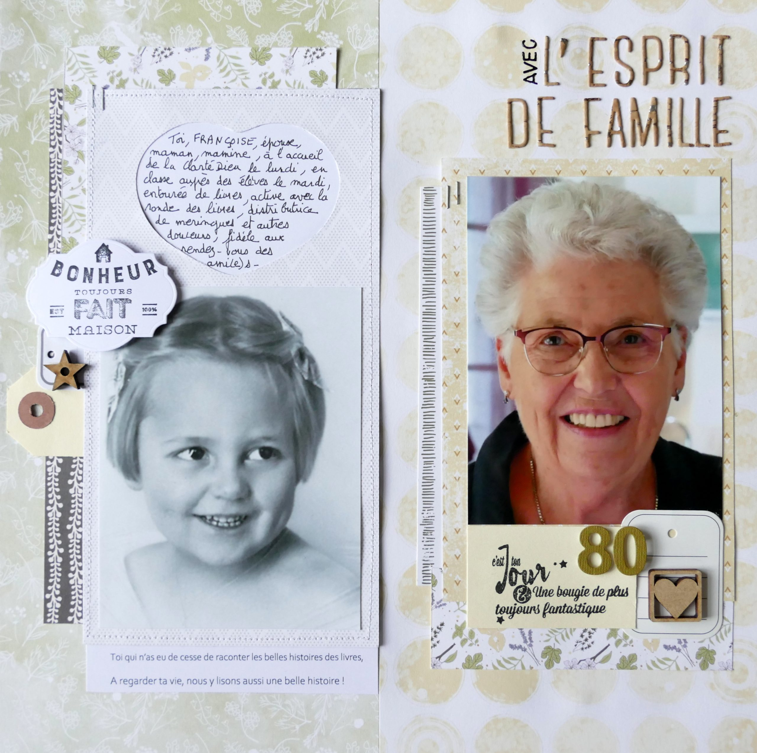 anniversaire 80 ans grand-mère