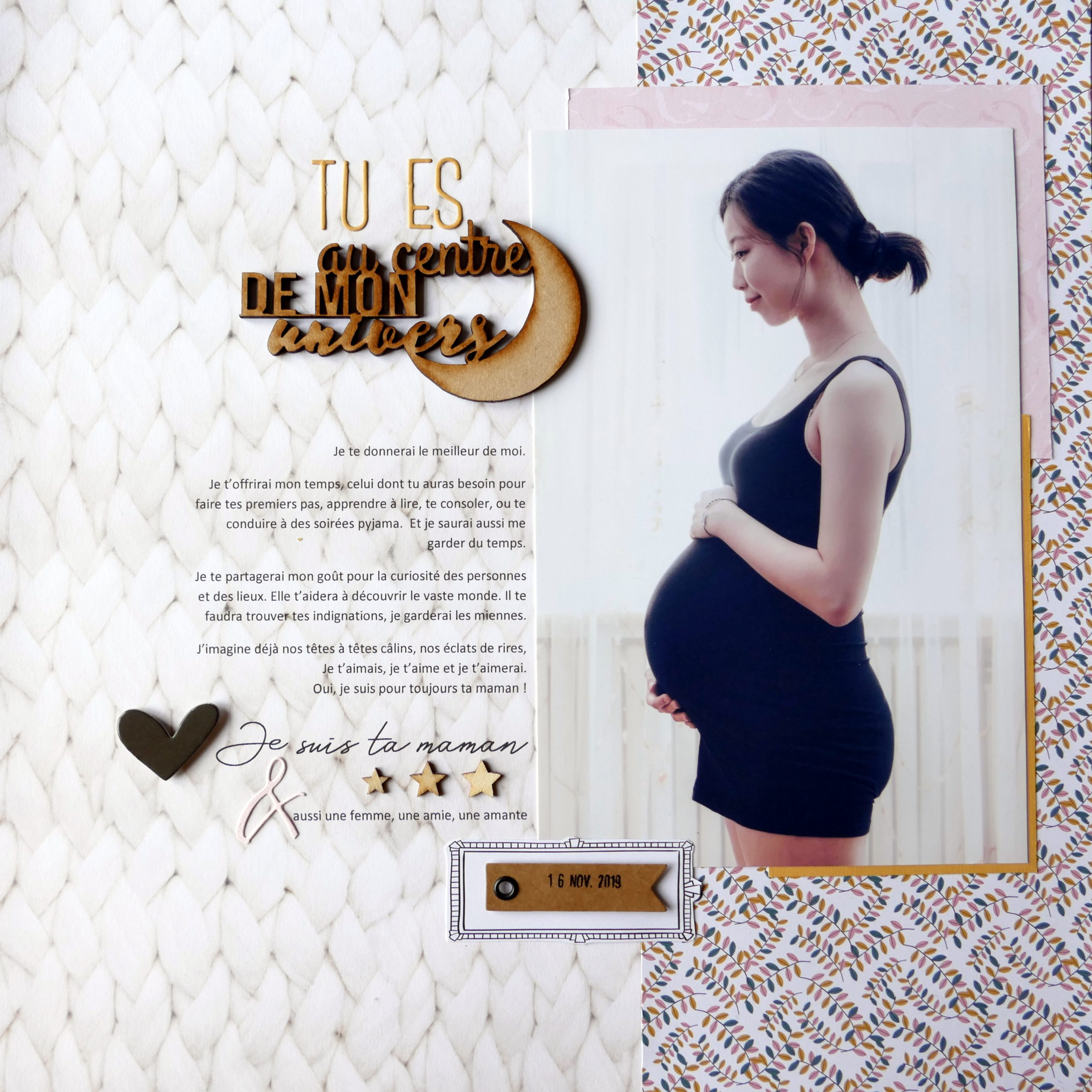 grossesse histoire de femme enceinte scrap