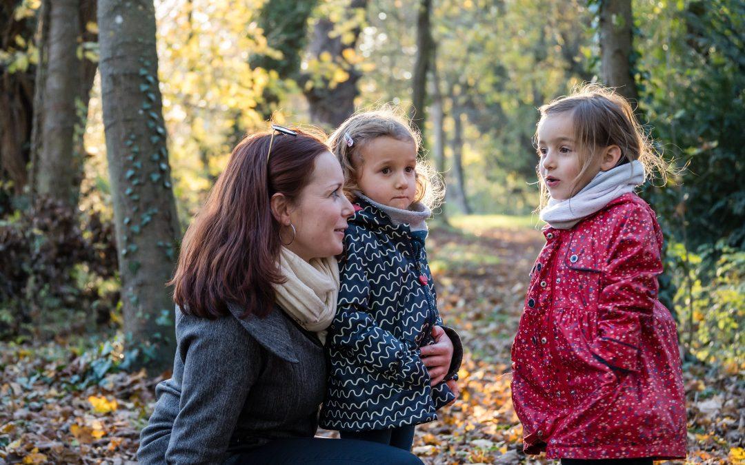 Séance photo avec Aude, Jade & Léa
