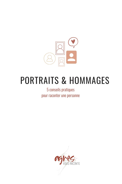 Portraits et hommage 5 conseils pratiques