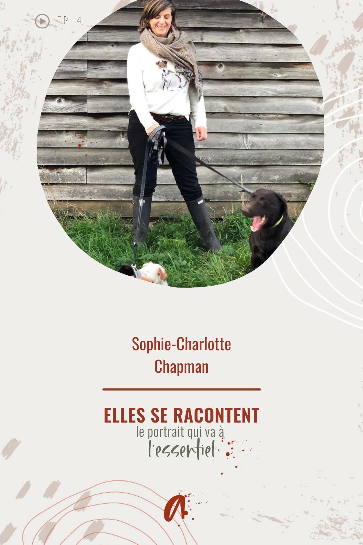 portrait femme sophie-charlotte chapman elles se racontent